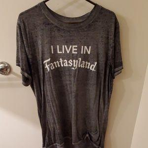 Disney parks tshirt